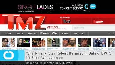 shark tank and dating website